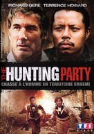 The Hunting Party - French DVD movie cover (xs thumbnail)