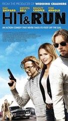 Hit and Run - Movie Poster (xs thumbnail)