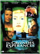 Great Expectations - French Movie Poster (xs thumbnail)