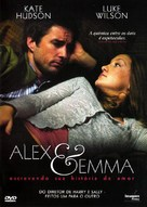 Alex & Emma - Brazilian poster (xs thumbnail)
