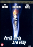 Earth Girls Are Easy - Dutch DVD cover (xs thumbnail)