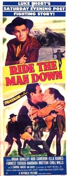 Ride the Man Down - Movie Poster (xs thumbnail)