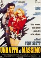 True Romance - Italian Movie Poster (xs thumbnail)
