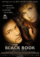 Zwartboek - German Movie Poster (xs thumbnail)