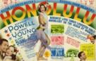 Honolulu - poster (xs thumbnail)