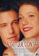 Bounce - Spanish Movie Poster (xs thumbnail)