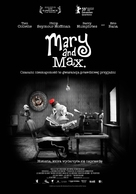 Mary and Max - Polish Movie Poster (xs thumbnail)