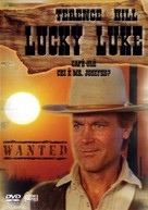 """Lucky Luke"" - Italian DVD cover (xs thumbnail)"