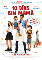 10 giorni senza mamma - Spanish Movie Poster (xs thumbnail)