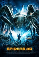 Spiders 3D - Movie Poster (xs thumbnail)