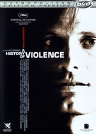 A History of Violence - French Movie Cover (xs thumbnail)