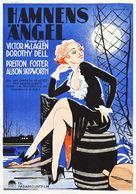 Wharf Angel - Swedish Movie Poster (xs thumbnail)
