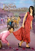 Janda kembang - Indonesian Movie Poster (xs thumbnail)