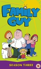 """Family Guy"" - British VHS movie cover (xs thumbnail)"