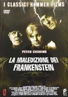 Frankenstein Created Woman - Italian DVD movie cover (xs thumbnail)