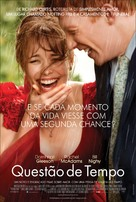 About Time - Brazilian Movie Poster (xs thumbnail)