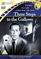 Three Steps to the Gallows - British DVD cover (xs thumbnail)