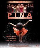 Pina - Blu-Ray cover (xs thumbnail)