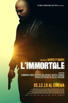 L'immortale - Italian Movie Poster (xs thumbnail)