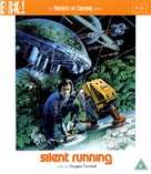 Silent Running - British Blu-Ray movie cover (xs thumbnail)