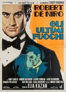 The Last Tycoon - Italian Movie Poster (xs thumbnail)