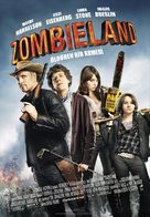 Zombieland - Turkish Movie Poster (xs thumbnail)