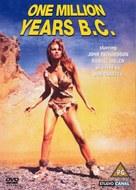One Million Years B.C. - British Movie Cover (xs thumbnail)