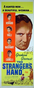 La mano dello straniero - Movie Poster (xs thumbnail)