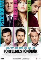 Horrible Bosses - Hungarian Movie Poster (xs thumbnail)