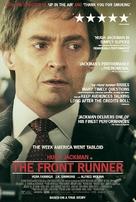 The Front Runner - Slovak Movie Poster (xs thumbnail)