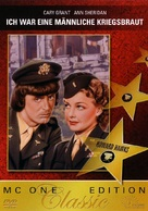 I Was a Male War Bride - German Movie Cover (xs thumbnail)