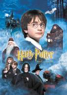 Harry Potter and the Sorcerer's Stone - German Movie Cover (xs thumbnail)