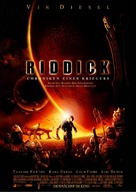 The Chronicles Of Riddick - German Movie Poster (xs thumbnail)
