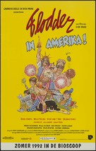 Flodder in Amerika! - Dutch Movie Poster (xs thumbnail)
