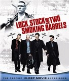 Lock Stock And Two Smoking Barrels - Movie Cover (xs thumbnail)
