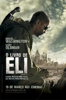 The Book of Eli - Brazilian Movie Poster (xs thumbnail)