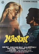 Manon 70 - Italian Movie Poster (xs thumbnail)