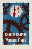 Modern Times - Re-release movie poster (xs thumbnail)