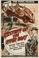 The Mystery of the Riverboat - Movie Poster (xs thumbnail)