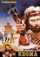 Keoma - German DVD movie cover (xs thumbnail)