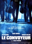 Le Convoyeur - French Movie Poster (xs thumbnail)