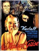 The Old Dark House - Belgian Movie Poster (xs thumbnail)