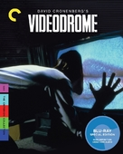 Videodrome - Blu-Ray movie cover (xs thumbnail)