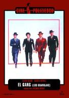 Gang, Le - Spanish DVD cover (xs thumbnail)