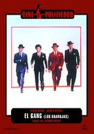 Gang, Le - Spanish DVD movie cover (xs thumbnail)