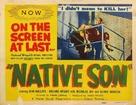 Native Son - Movie Poster (xs thumbnail)