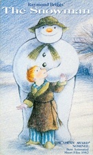 The Snowman - VHS movie cover (xs thumbnail)