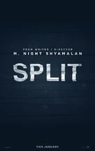 Split - Teaser movie poster (xs thumbnail)