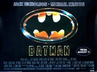 Batman - British Movie Poster (xs thumbnail)