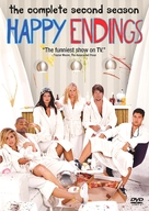 """Happy Endings"" - DVD movie cover (xs thumbnail)"